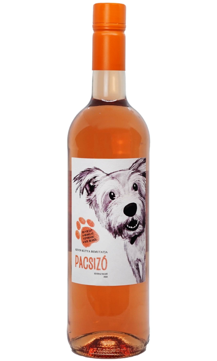 Pacsizó - Cabernet Sauvignon Rozé 2020